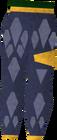 Dragonhide chaps (g) (blue) detail old