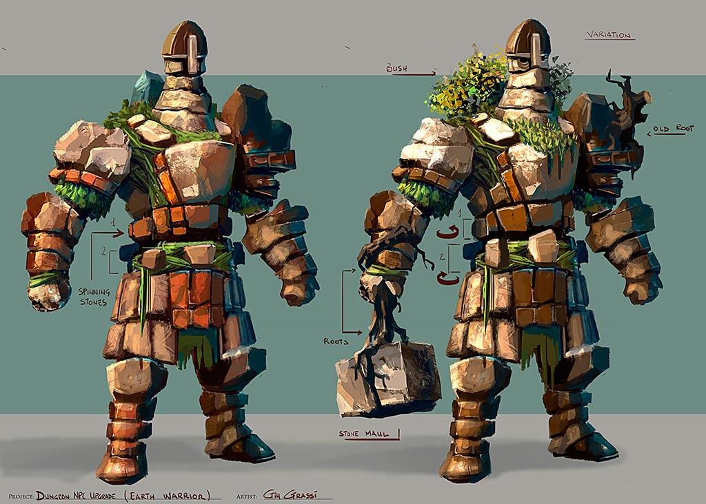 Earth Warrior Runescape Wiki Fandom Powered By Wikia