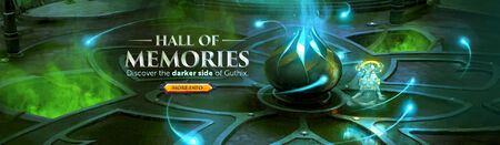 Hall of Memories head banner