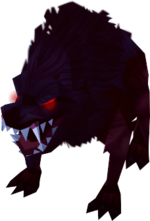Hellhound (Heart of Gielinor)