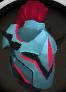 Rune full helm (Zamorak) chathead