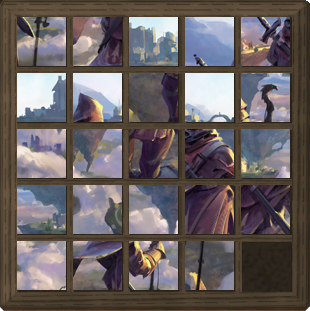 Adventurer puzzle unsolved