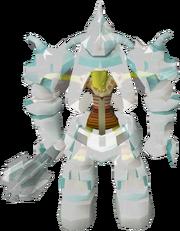 Bandos avatar transparant