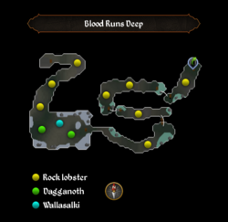 Blood Runs Deep map