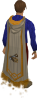 Construction master cape equipped