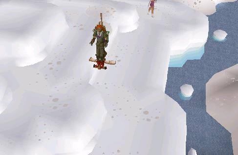 Gnomecopter hunter area