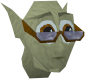 Goblin scribe chathead