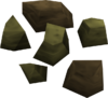 Gold ore (Gielinor Games) detail