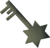 Key (Olaf's Quest, star) detail