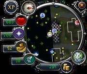 Minimap glitch druidic ritual