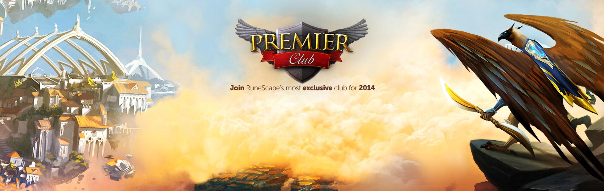 Premier Club | RuneScape Wiki | FANDOM powered by Wikia