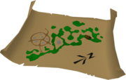 Swamp boat map