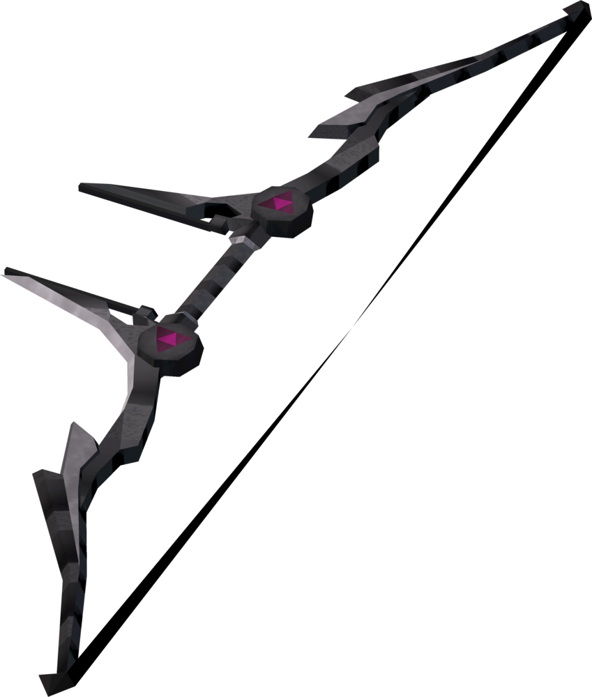 Zaryte bow detail