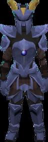 Argonite armour set (lg) equipped