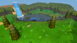 Enchanted valley