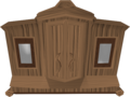 Mahogany magic wardrobe built.png