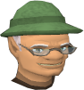 Professor Arblenap chathead old2