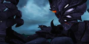 Zaros return cutscene 4