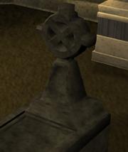 Zaros symbol in mort'ton