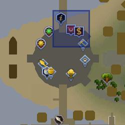 Boni (rewards) location