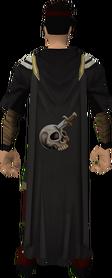 Capa do Exterminador equipada