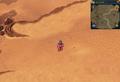 Compass clue Al Kharid west of desert strykewyrms.png