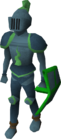 Guthix armour old