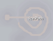Ice Path map