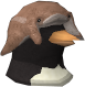 Red Raktuber penguin (ray) chathead