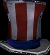 Sam's hat detail