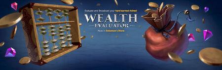 Wealth Evaluator banner