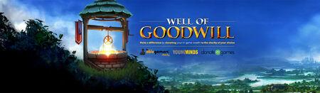 Well of Goodwill head banner