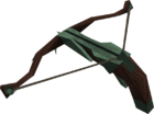Adamant crossbow detail