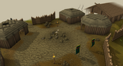 Barbarian Village overzicht