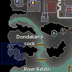 Chaos Dwarf Battlefield entrance location