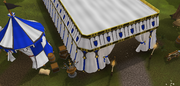 Clan Tent