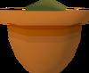 Orange seedling (w) detail