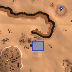 Templo de Enakhra mapa