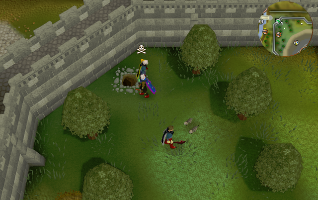 File:Compass clue Varrock north-west corner of Grand Exchange.png