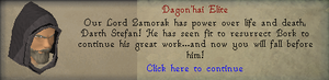Dragon hai spreekt