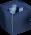 Ice box detail