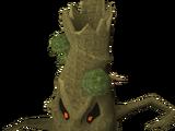 Magic evil tree
