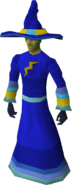 Replica infinity robes (water) equipped