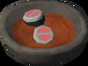 Rocktail soup detail