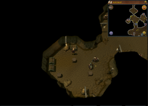 Simple clue Dwarven mine chest