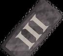 Steel ingot III