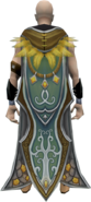 Cloak of Talent equipped