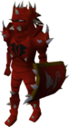 Dragon armour (sp) old