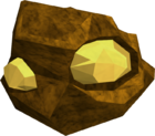 Gold-rock