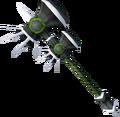 Lucky Torag's hammer detail